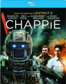 Chappie (Blu-ray + UltraViolet)