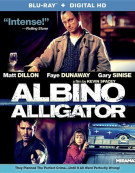 Albino Alligator (Blu-ray + UltraViolet)