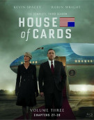 House Of Cards: The Complete Third Season (Blu-ray + UltraViolet)