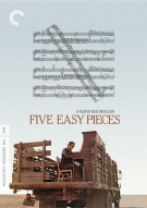 Five Easy Pieces: The Criterion Collection