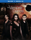 Vampire Diaries, The: The Complete Sixth Season (Blu-ray + UltraViolet)
