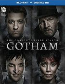 Gotham: The Complete First Season (Blu-ray + UltraViolet)