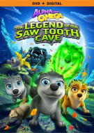 Alpha & Omega: The Legend Of The Saw Toothed Cave (DVD + UltraViolet)
