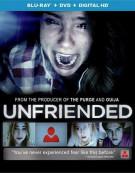 Unfriended (Blu-ray + DVD + UltraViolet)