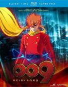 009 Re: Cyborg - Anime Movie (Blu-ray + DVD Combo)