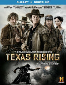 Texas Rising (Blu-ray + UltraViolet)