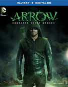Arrow: The Complete Third Season (Blu-ray + UltraViolet)
