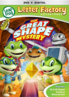 Leapfrog Letter Factory Adventures: Great Shape Mystery (DVD + UltraViolet)