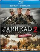 Jarhead 2: Field Of Fire (Blu-ray + UltraViolet)