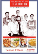 Americas Test Kitchen: Season Fifteen