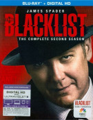 Blacklist, The: The Complete Second Season (Blu-ray + Digital HD)