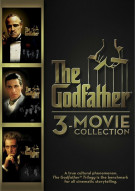 Godfather 3-Movie Collection, The