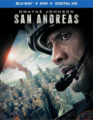 San Andreas (Blu-ray + DVD + UltraViolet)