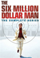 Six Million Dollar Man, The: The Complete Series