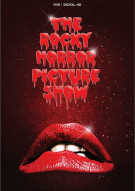 Rocky Horror Picture Show, The: 40th Anniversary Edition (DVD + UltraViolet)