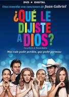 Que Le Dijiste A Dios? (DVD + UltraViolet)