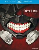 Tokyo Ghoul: Complete Season (Blu-ray + DVD)