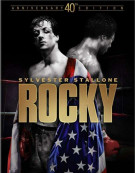 Rocky: 40th Anniversary Edition (Blu-ray + UltraViolet)