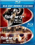 Friday The 13th: Part 7 / Friday The 13th: Part 8