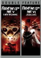 Friday The 13th Part 5 / Friday The 13th Part 6