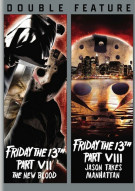 Friday The 13th Part 7 / Friday The 13th Part 8 (Double Feature)