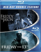 Freddy Vs. Jason / Friday The 13th (2009) (Double Feature)