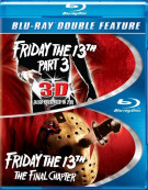 Friday The 13th Part 3 / Friday The 13th Part 4