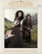 Outlander: Season One, Volume Two - Collectors Edition (Blu-ray + UltraViolet)