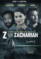 Z For Zachariah (DVD + UltraViolet)