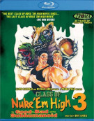 Class Of Nuke Em High 3: The Good, The Bad And The Subhumanoid (Blu-ray + DVD Combo)