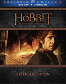 Hobbit, The: The Motion Picture Trilogy - Extended Edition (Blu-ray + UltraViolet)