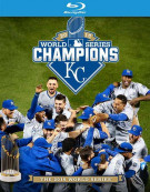 Kansas City Royals: 2015 World Series Film (Blu-ray + UltraViolet)