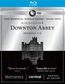 Downton Abbey: Seasons 1-5