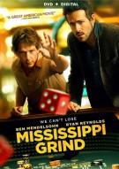 Mississippi Grind (DVD + UltraViolet)