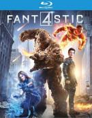 Fantastic Four (Blu-ray + UltraViolet)