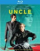 Man from U.N.C.L.E., The (Blu-ray + DVD + UltraViolet)
