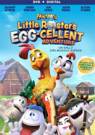 Huevos: Little Roosters Egg-cellent Adventure (DVD + UltraViolet)