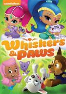 Nickelodeon Favorites: Whiskers & Paws