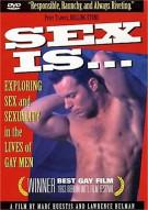 Sex Is . . .