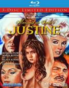 Marquis de Sades Justine (Blu-ray + DVD Combo)