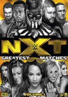 WWE: NXTs Greatest Matches Vol. 1