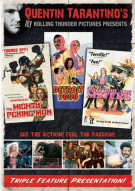 Quentin Tarantinos Rolling Thunder Pictures Triple Feature