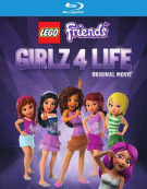 Lego Friends: Girlz 4 Life (Blu-ray + DVD Combo)