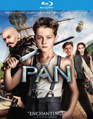 Pan (Blu-ray + DVD + UltraViolet)