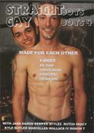 Straight Boys, Gay Boys 4: Made for Each Other