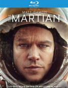 Martian, The (Blu-ray + UltraViolet)