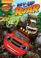 Blaze And The Monster: Rev Up And Roar!