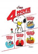 Peanuts 4-Movie Collection