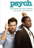 Psych: The Complete Eighth And Final Season (Repackage)