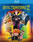 Hotel Transylvania 2 (Blu-ray 3D + Blu-ray + DVD + Ultraviolet)